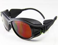 532nm Green 450nm Blue Violet Infrared Laser Safety Glasses for Eyes Protection