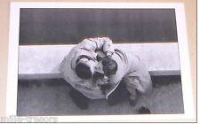 Carte Postale Photo Frank HORVAT : PARIS Couple 1955