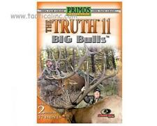 PRIMOS - THE TRUTH #11 - BIG BULLS ELK HUNTING DVD. Usually ships in 12 hours!!!