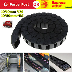 10/20MM Nylon Towline Cable Carrier Drag Chain Plastic Towline Machine Tool Nest