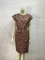 D36 Vintage Dress 1980's Weatherwear Ditsy Floral Size 10 12