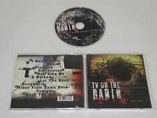 TV ON THE RADIO/RETURN TO COOKIE MOUNTAIN(4AD CAD 2607 CD) CD ALBUM
