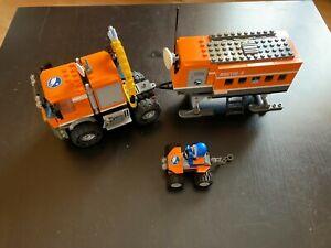 """LEGO CITY set 60035 """"Avant-poste arctique""""(Arctic Outpost) (100% Lego)"""