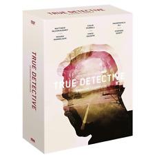 TRUE DETECTIVE - Stagione 1-3 (9 Dvd)