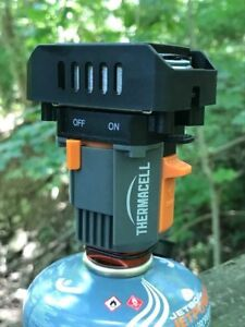 Thermacell Backpacker Mosquito Repeller -15ft Protection Zone Ideal for Camping