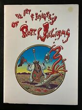ROBERT WILLIAMS ROGUE/'S GALLERY ALPHABET SIGNED LIMITED EDITION PRINT