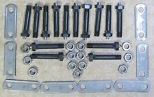 "14 of Zerk bolts for Trailer suspension 9/16"" x 3"" Wet greasable and 8 shackles"