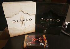 Diablo III 3 CE + Reaper of Souls CE + Diablo II 2 - Collector's Edition PC