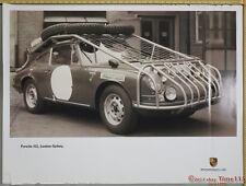 "FreeShip London-Sydney Genuine Porsche Factory Showroom Poster Original 40"" x 30"