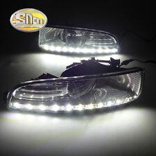 LED daytime running light for Skoda Superb 2010-2013 fog lamp house drl