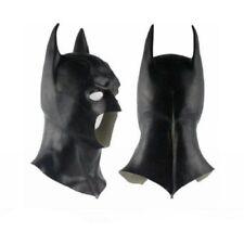 Batman Full latex Mask Adult Dark Knight Rises Cosplay Prop Fancy Halloween Gift