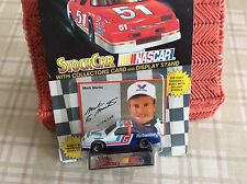 MARK MARTIN 1992 DIE CAST CAR NASCAR WINSTON CUP #6 PLUS COLLECTOR CARD