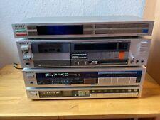 Sony HIFI-Komponenten Vintage TC-FX77,TA-AX5,ST-JX5,PT-D3,Legato-Linear !!