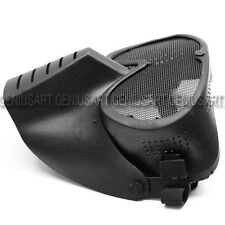 Airsoft BB Gun Paintball Face Goggle Protect Mask Outdoor Sport Wargame Safety
