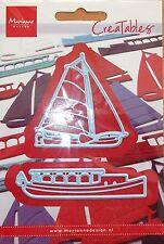 Marianne creatables die cut, classique de bateaux, artisanat, fabrication carte, 0199