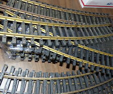 "16 pcs. of 24"" G Scale Bachmann Indoor Outdoor Curved Track Lot"