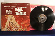 Duel At Diablo, Soundtrack, United Artists Records UAS 5139, 1966