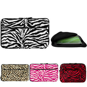 "VanGoddy Tablet Neoprene Printed Sleeve Pouch Case Bag For 10.2"" Apple iPad 2020"