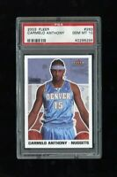 2003 Fleer Tradition Carmelo Anthony #263 PSA 10 Gem Mint RC Rookie