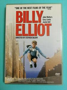 Billy Elliott DVD Rated M15+ Insiprational Drama Must Watch VGC