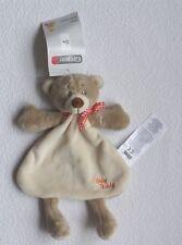 Ergee BÄR BABY TEDDY TEDDYBÄR beige Schmusetuch Schnuffeltuch Kuscheltuch NEU *
