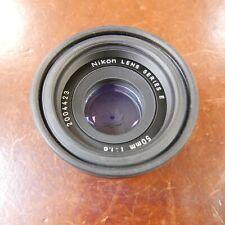 Used Nikon Series E 50mm f1.8 Lens - 1 YEAR GTEE