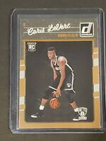 2016 Panini Donruss Caris LeVert RC Rookie Brooklyn Nets