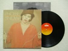 "LP 33T PHOEBE SNOW ""Against the grain"" CBS 82915 HOLLAND /"