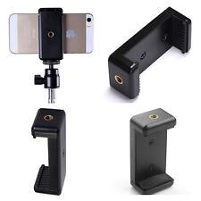 Universal 360° Soporte Soporte Para Móvil para Smartphone nuevo negro