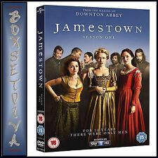 Jamestown Season 1 - DVD Region 2