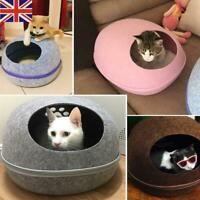Creative Pet Cat/Kitten Dog/Puppy Sleep Bed Kennel Egg-shell House Cave