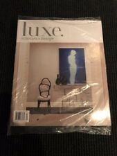 Luxe. Interiors + Design NEW YORK  November/December  2016