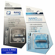 Pellicola Protezione Schermo Liquida NANO Tech per SAMSUNG Galaxy S6 S7 EDGE S8
