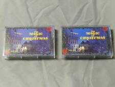 Vintage The Magic of Christmas Various MCA 2 Cassettes 40 Tracks Bing Crosby