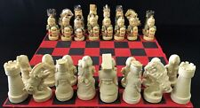 "14"" x 14""  Chess Set with 4"" Chessmen (CS02)"