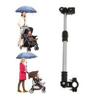 Umbrella Holder Mount Connector For Golf Bicycle Bike Pram Wheelchair C0W3