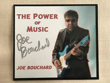JOE BOUCHARD CD THE POWER OF MUSIC Blue Oyster Cult solo rave reviews