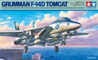 Tamiya 61118 1/48 Scale Model Fighter Aircraft Kit Grumman F-14D Tomcat