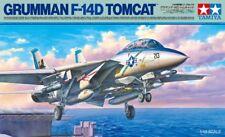Tamiya 61118 1/48 Scale Model Fighter Aircraft Kit Grumman F-14D Tomcat