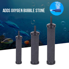 Aquarium Air Stone Oxygen Bubble Diffuser Aerator Tube For Fish Tank Pond 20mm