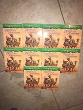 10 Magic Tree House Merlin Missions*Season of the Sandstorms #34*Guided Reading