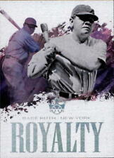 2018 Panini Diamond Kings Royalty #R-BR Babe Ruth Yankees
