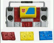 SDCC 2013 GI Joe Transformers BLASTER new Complete 25th Comic Con Autobot