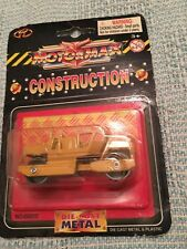 Motormax Construction Road Roller 66000   - New in Package