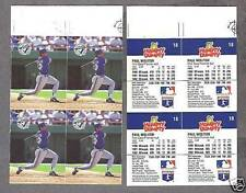 1993 Humpty Dumpty Blue Jays' Molitor Proof Uncut (4)