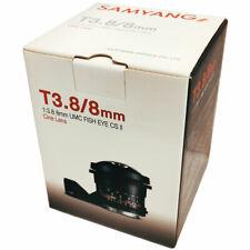 Samyang 8mm T3.8 VDSLR UMC Fish-eye CS II for Canon M