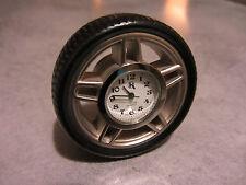 Pendulette de bureau roue voiture métal