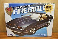 MPC 1982 PONTIAC FIREIRD 1/16 SCALE MODEL KIT