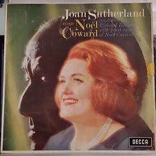 Joan Sutherland sings Noel Coward - Decca LP