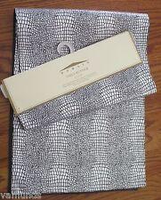 Animal Print Table Runner Silver U0026 Black Snakeskin By Domain 72x14  Rectangular